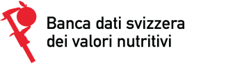 The Swiss Food Composition Database Logo